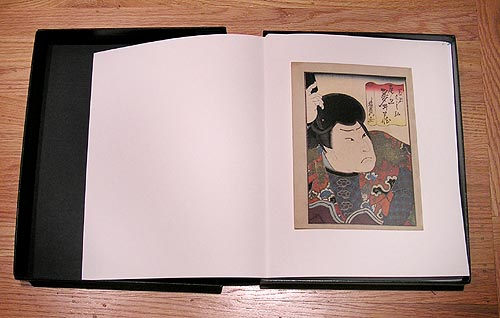 Method of storing the Japanese Prints, Source Viewing Japanese website